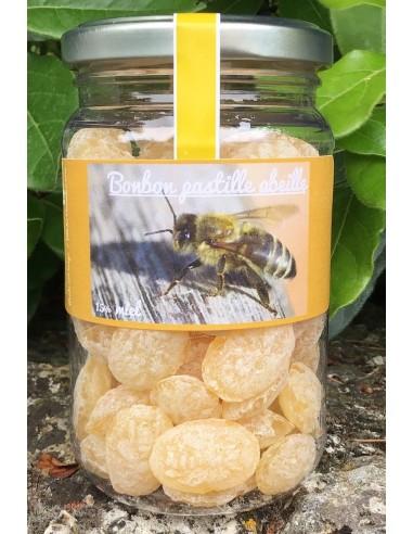Pastilles au miel artisanales