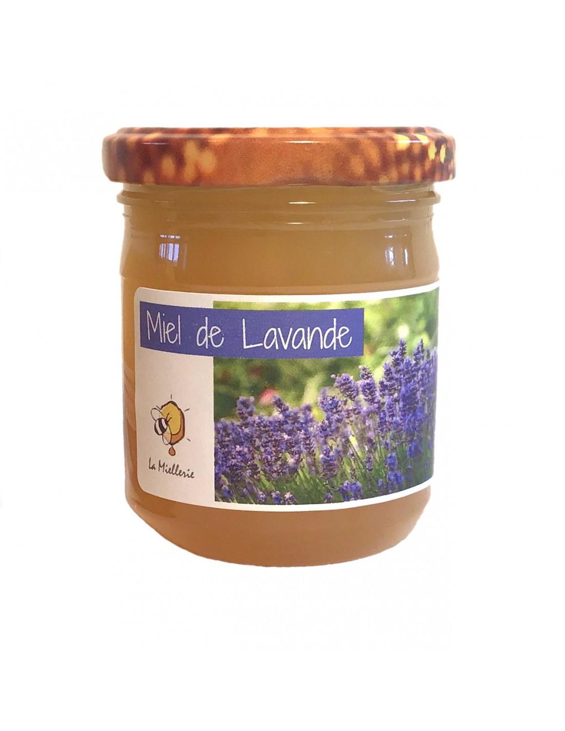 Vertu De La Lavande miel de lavande récolté en provence